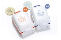 Free Shipping FOLCA Slot Medicine Case Medical Pill Container Box From Japan