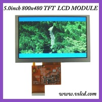 5inch INNOLUX lcd screen/LED backlight/ AT050TN43