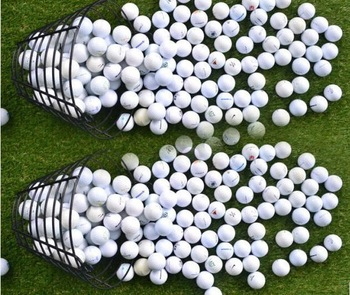 Free shipping  quality goods GOLF ball  double ball game ball  NOT NEW