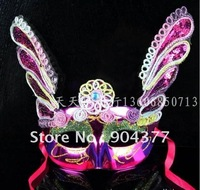 Sequin Masquerade Masks For Women Plastic Bead Half Beautiful High quality Decorative Mask 10pcs/lot mix Free