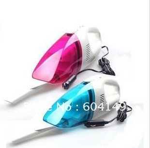 Portable Car Vacuum Cleaner Dust Collector Free Shipping