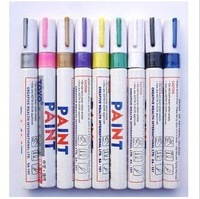 Free shipping oil marker Paint marker pen TOYO SA101 used to write cards for Wedding,Thanksgiving,for painting on your car, bike
