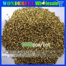 1.5 * 3mm rebites Marca New oco de cobre, Bronze rivets-1000pcs/lot(China (Mainland))