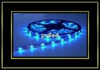 5m Blue 5050 SMD LED Strips Non-Waterproof 300 LEDs Flexible led Strip Light 12v