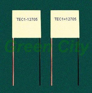 Free Shipping TEC1-12705 Thermoelectric Cooler Peltier 12705, 12V 5A Peltier Cells, TEC12705 peltier module