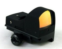Mini Reflex Red Dot sight Auto Power (Black) Free shipping