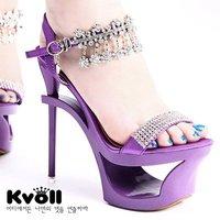 Туфли на высоком каблуке conciseness fashion platform super high heel pumps wedding shoes party shoes hot selling retail 488