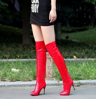 Женские ботинки new model korea lovely flat bottom middle tube cotton boots canvas flower side snow Martin boots 4117