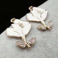 Free shipping++18K Rose /Drop Crystal Earring/austrian crystal fine jewelry