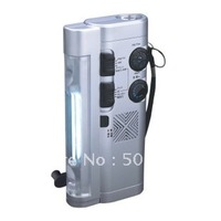 For every house-hand radio lighting (with desk lamp)