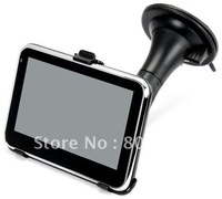 Free Shipping 4.3 Inch Touch Screen GPS Navigator - Windows CE 6.0 with 4GB Memory Card