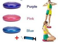 Gym Body Anti Burst Fitness Exercise Yoga Ball Balancing Stability Cushion