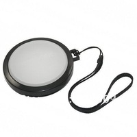 77 mm White Balance WB Lens Cap for Digital SLR Camera