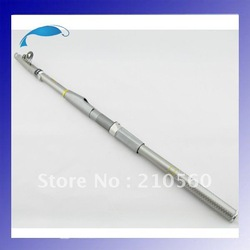 free shipping wholesale carbon 2.1/2.4/2.7m 5 segments fishing rod guides rings fishing tackle(China (Mainland))