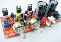 Free shipping-Finished board for Subwoofer 2.1 4*TDA2030A power amplifier board DIY kits