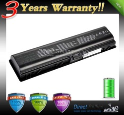 3-Year Warranty! 6-Cell Battery For HP Pavilion DV2000 DV6000 DV6500 DV6700 G6000 G7000 DX6000 HSTNN-LB42 HSTNN-OB42 HSTNN-C17C(China (Mainland))