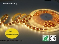 $10 off per $100 [Sundrin] high quality SMD3528 flexible led light strip led tape 25M 300led white/warm white/rgb free shipping
