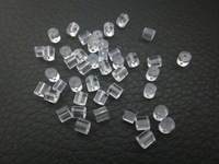 Free shipping 2000pcs/lot Earring Back Stoppers FRG28