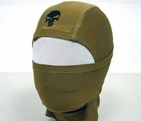 BALACLAVA HOOD FULL FACE HEAD MASK PROTECTOR COYOTE BROWN free ship