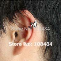 Frog Ear Cuff Studs Jewelry Ear Bone Copper Earrings Ear Clip Cuff Earring Jewelry Fee shippng