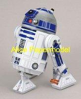 [Alice papermodel] Tall 30CM Starwars R2-D2 robot spaceship startrek starship models