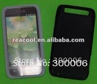 100pcs/lot Silicone Skin Cover Case for Motorola Droid RAZR MT917