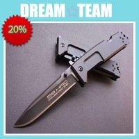 4pcs/lot OEM Extrema Ratio Nemesis Goddess II Folding Knife Hunting Knife DREAM0030 Express Shipping