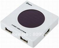 Free Shipping Solar Charger USB Hub