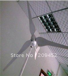 Portable DC 12V/24V 100W horizontal wind power generator,small wind turbine(China (Mainland))