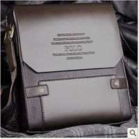 2012 fashion men shoulder bag,men genuine  leather ,free shipping quality guarantee  nx-38