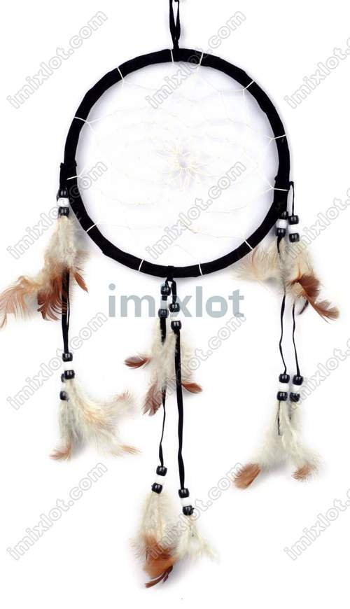 PROMOTION! Native American Indian Style Dream Catcher With The Feather [Q04F](China (Mainland))