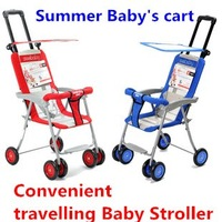 SUMMER convenient travelling Hood and cover baby carriage,Stroller, handcart,pushcart,Trolley,children's cart,Roller coasters