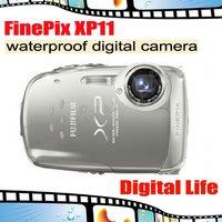 "Original Waterproof Camera FUJIFILM FinePix XP11 Digital Camera 12MP 2.3"" Free Shipping!!!"