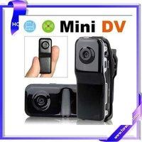 free shipping High-Resolution Mini DV DVR Sports Video Record Camera MD80 Camcorder