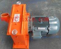 Blasting Wheel Q034 with motor direct driven motor