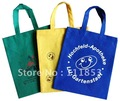 2012 hot sale!Custom  logo printing! Non-woven bag/ totes for promotion and advertisement 80gsm fabric MOQ1000PCS