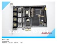 TE420 PCI express card / Digital Asterisk Card 4 E1 T1 port  free shipping