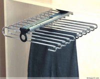Chest adjustable Rail Trousers rack,pants rack,arduous Weight type,MJ927,Factroy wholesale&retail