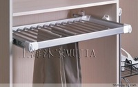 Chest adjustable Rail Trousers rack,pants rack,700,arduous Weight type,MJ8021,Factroy wholesale&retail