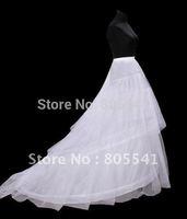 Pretty Long Tailing Gauze Wedding Petticoat  01967099