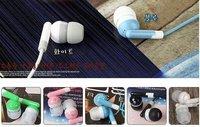 cheap 3.5MM Earphone Headphone For i Pod MP3 MP4 100pcs/lot free shipping