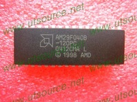 AM29F040B-120PC:4 Megabit (512 K x 8-Bit) CMOS 5.0 Volt-only, Uniform Sector Flash Memory