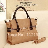 2012 Hot Sale Fashion Handbag Women Shoulder handbags women bags Ladies Elegant Messenger Bag PU Leather Bag