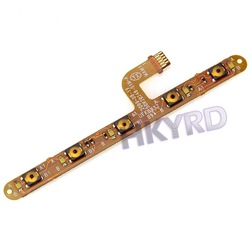 New Keypad Button Flex Cable Ribbon For HTC HD2 Repairing Parts D0267(China (Mainland))