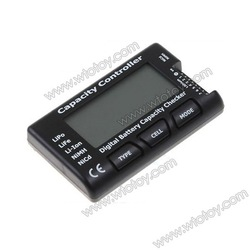 RC CellMeter-7 Digital Battery Capacity Checker LiPo LiFe Li-ion NiMH Nicd BK201 12907(China (Mainland))