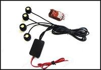 4*1.5W Strobe Flash Eagle Eye Light Led Car Reversing Light Backup Light tail Stop Daytime Running Light IP68