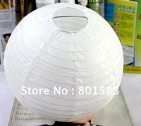 free ship  10 pcs/lot  chinese paper lanterns 12  inch sizes , white wedding  lantern, white lantern , 30 cm