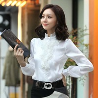 2013 New Women's OL Elegant All-Match Casual Trousers Fashion Slim Long Pants Quality Ladies' Skinny Pants 5 Size