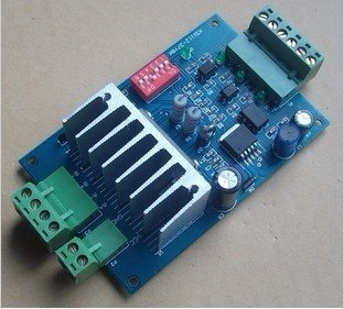 Freeshipping THB7128 (LM2576) Stepper Motor Drivers board For 2-phase /4-phase stepper motor