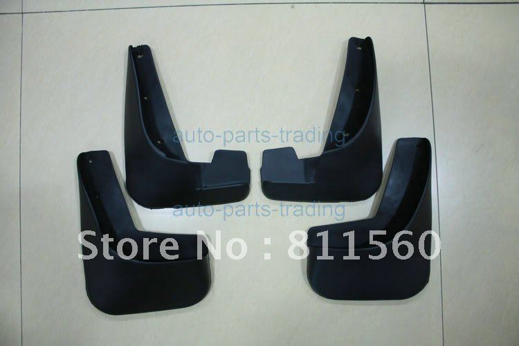 Mud Flaps Flap Splash Guards Fenders Mudguards mudflaps For CITROEN C2 new(China (Mainland))